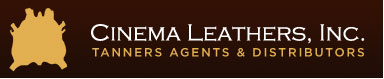Cinema Leathers, Inc. Tanners Agents & Distributors